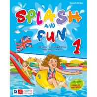 SPLASH AND FUN  + NARRATIVA + CD 1